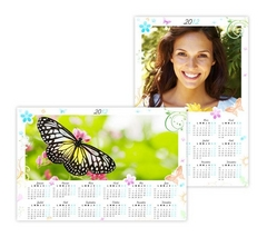 Calendrier photo « Rêve » par myPIX