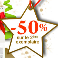 PHOTOCITE : – 50% sur le second calendrier photo